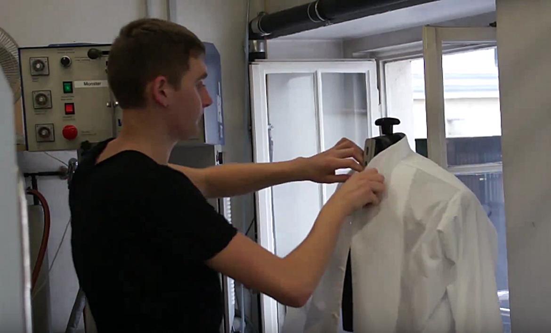 Textilreiniger In Ausbildung Im Handwerk Azubitvde